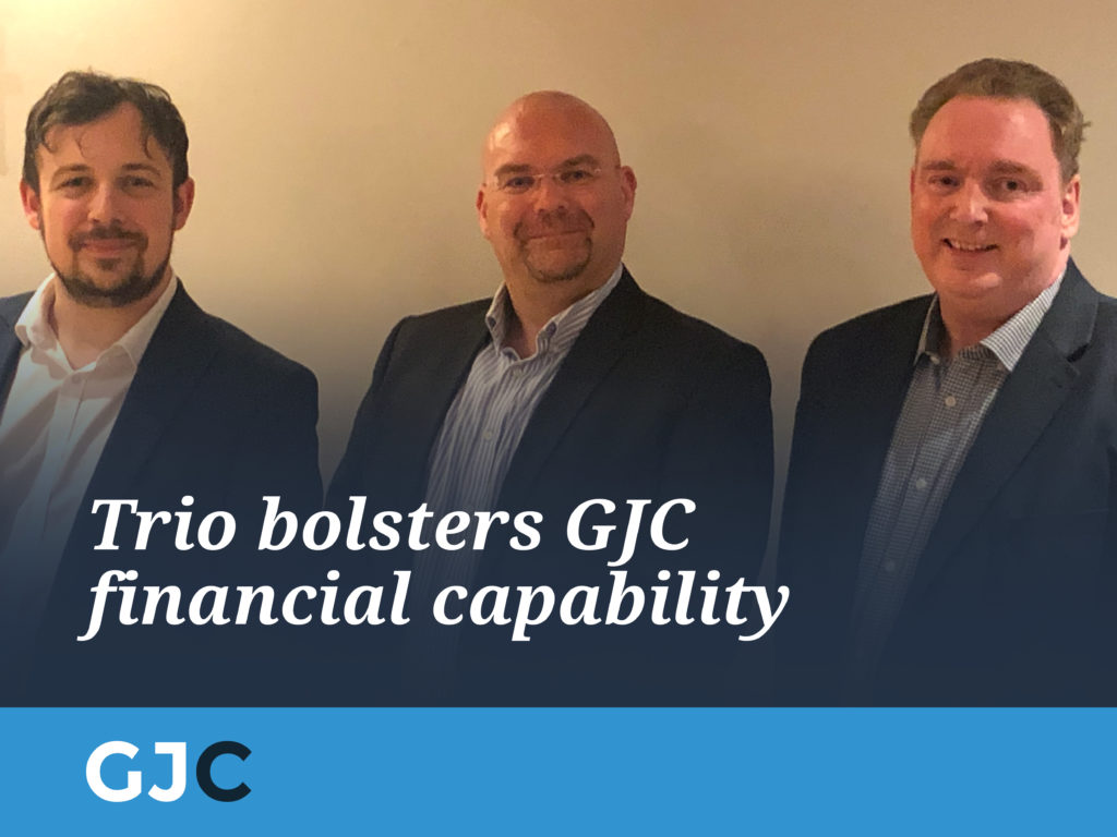 Trio bolsters GJC financial capability