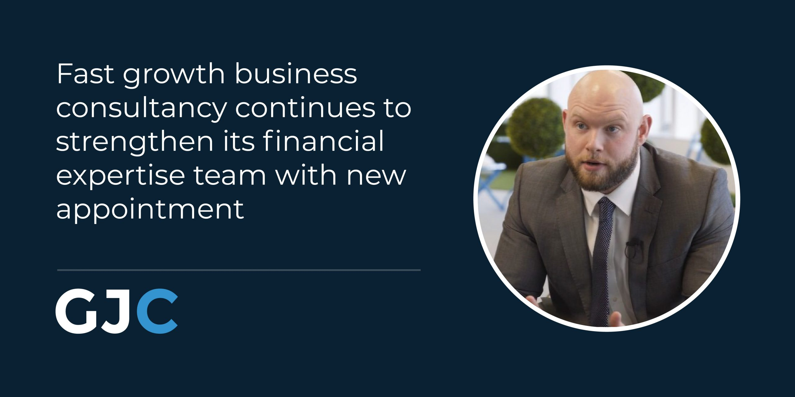 Finance team strengthened with new appointment Ben Kershaw